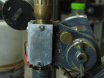 Older Faceting machine and adding a Dial gauge