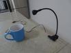 Actual lamp