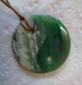 Aussie jade Ying yang