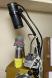 Microscope adjustment